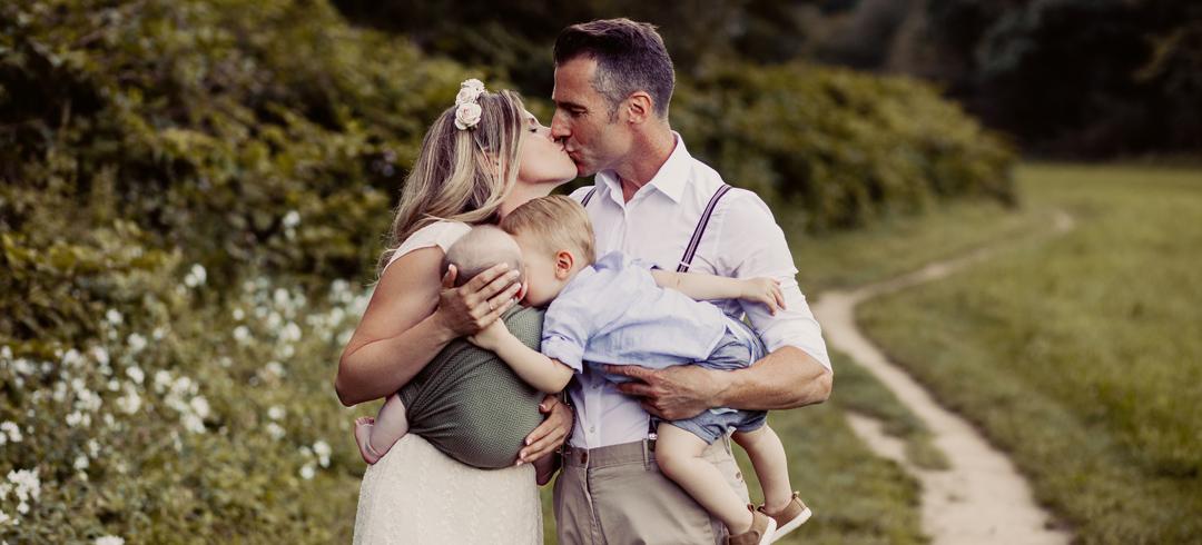Tragetücher Babytragetuch für die ganze Familie2
