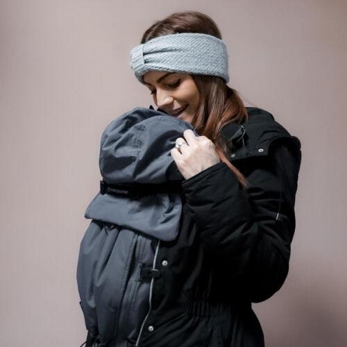 cocoome Jackenerweiterung Babykapuze Tragejacke